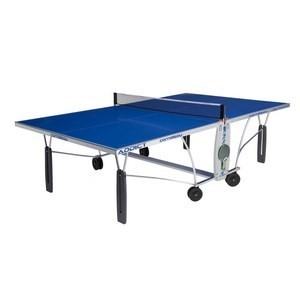 Table addict outdoor bleue cornilleau services - Decathlon table ping pong ...