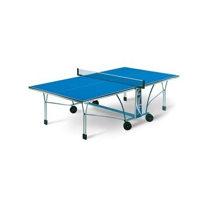 Table HOBBY 140 INDOOR BLEUE