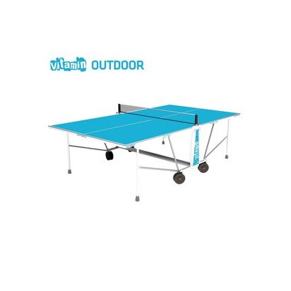TABLE VITAMIN OUTDOOR TURQUOISE