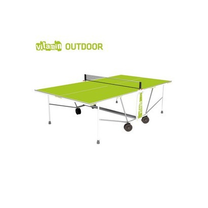 TABLE VITAMIN OUTDOOR VERTE