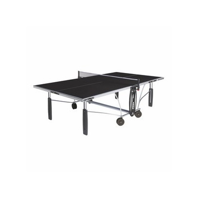 TABLE BLACK & MAT OUTDOOR NOIRE