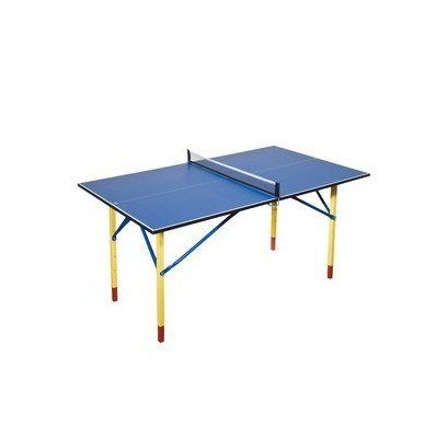 TABLE HOBBY MINI BLEUE