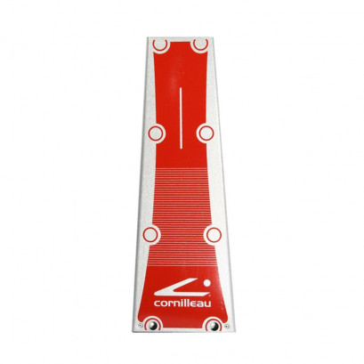 Serig side trapeze. Red